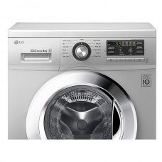 LG 8KG Front Load Washing Machine - White