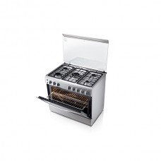 LG 90CM Gas Cooker with Power Convection