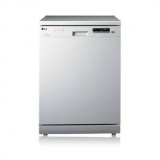 LG TrueSteam Direct Drive Dishwasher - White