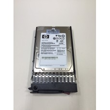 HP 146-GB 6G 10K 2.5 DP SAS HDD