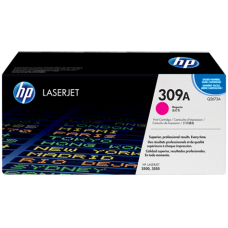 HP 309A Magenta Original LaserJet Toner Cartridge