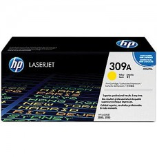 HP 309A Yellow Original LaserJet Toner Cartridge