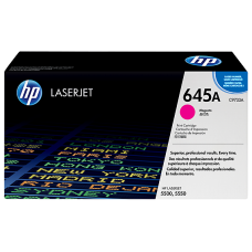 HP 645A Magenta Original LaserJet Toner Cartridge