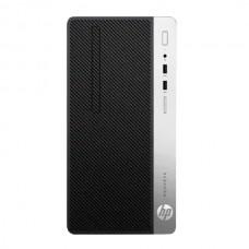 HP ProDesk 400 G6 MT Desktop / i7-9700 / 4 GB DDR4 RAM / 1 TB SATA HDD / DOS / 1 YRS