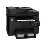 HP LaserJet Pro M225dn Black & White All-In-One Printer