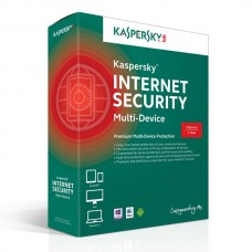 Kaspersky Internet Security Multi Device 1 License + 1 Free License For 1 Year