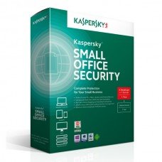Kaspersky Small Office Security with 1 Server / 5 Desktops / 5 Mobiles For 1 Year