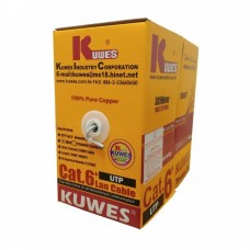 Kuwes CAT 6 UTP Cable Box - 305 Mtr