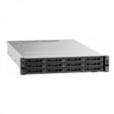 Lenovo ThinkSystem SR590 2U / Intel Xeon S-4210R (10 Core) / 16 GB RAM / 3 X 600 GB HDD / Raid 930-8i / 2 X 750W PS