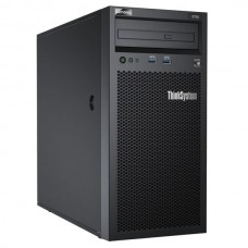 Lenovo ThinkSystem ST50 / Intel Xeon E3-2224G - 4 Core / 8GB / 2 X 1TB SATA / 250W Tower Server