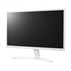 "LG 22"" Class Full HD IPS LED Monitor - White"