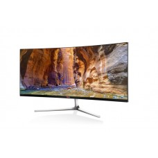 """LG 34"""" Class 21:9 UltraWide® WQHD IPS Thunderbolt™ Curved LED Monitor (34.0"""" Diagonal)"""