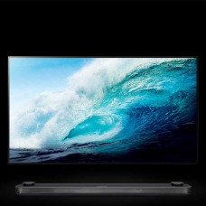 LG TV 77 signature oled picture on wall dolby atmos active hdr with dolby vision webos 3-5  OLED77W7