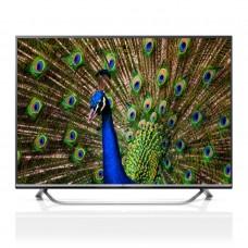 "LG 55"" Smart UHD TV With 4K Resolution - 55UF770T.AMA"