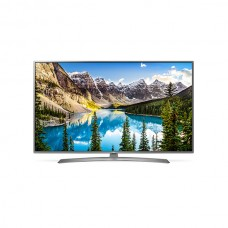 "LG TV 43"" Smart Ultra HD LED, Active HDR, WebOS 3.5, WiFi, Built in Receiver - 43UJ670V.AMA"