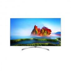 "LG TV 55"" Super UHD Smart LED, Active HDR, Dolby Vision, Nano cell Color, WiFi, DLNA - 55SJ800V.AMA"