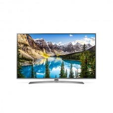 "LG TV 55"" Smart Ultra HD LED, Active HDR, WebOS 3.5, Built in Receiver - 55UJ670V.AMA"