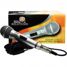 Magic Star Lh210 - Dynamic Corded Microphone