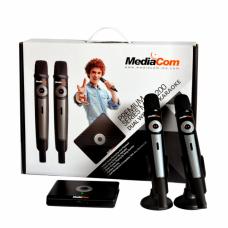 Mci-6200 Tw Wireless Karaoke Player- Downloadable & Recordable