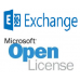 Microsoft Exchange Server Std 2016 SNGL OLP NL - OLP