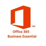 Microsoft Office 365 Business Essentials Subscription