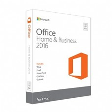 Microsoft Office Home and Business 2016 32-bit/x64 English MidEast - MAC