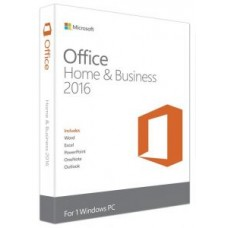 Microsoft Office Home and Business 2016 32-bit/x64 English MidEast - WIN