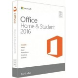 Microsoft Office Home and Student 2016 32-bit/x64 English MidEast - MAC
