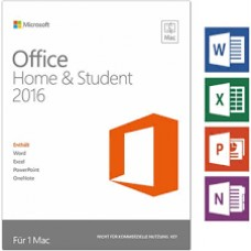 Microsoft Office Home and Student 2016 32-bit/x64 English MidEast - WIN