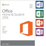 Microsoft Office Home and Student 2016 32-bit/x64 English MidEast - MAC GZA-00551