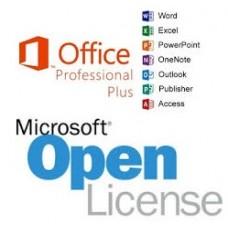 Microsoft Office ProPlus 2016 SNGL OLP NL - OLP