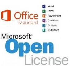 Microsoft Office Std 2016 SNGL OLP NL - OLP