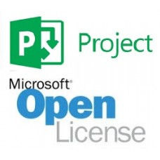 Microsoft Project Professional 2016 SNGL OLP NL - OLP