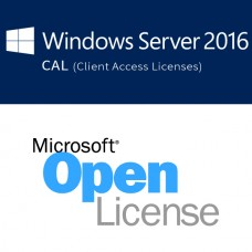 Microsoft Windows Server CAL 2016 SNGL OLP NL User CAL - OLP