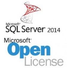 Microsoft SQL Server Std 2014 SNGL OLP NL - OLP
