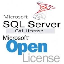 Microsoft SQL Std CAL 2016 SNGL OLP NL Device CAL - OLP