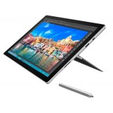 Microsoft Surface Pro 4 Tablet - Intel Core i7, 256 GB, 8 GB, WiFi, Windows 10 Pro, Silver