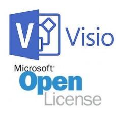 Microsoft Visio Professional 2016 SNGL OLP NL - OLP