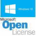 Microsoft Windows 10 Professional SNGL OLP NL Legalization GetGenuine GGWA - OLP