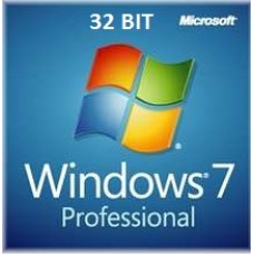 Microsoft Windows 7 Pro 32 Bit - OEM