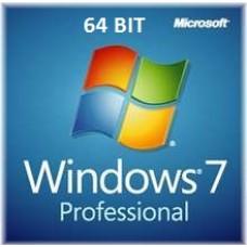 Microsoft Windows 7 Pro 64 Bit - OEM