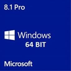 Microsoft Windows 8.1 Pro 64 Bit - OEM