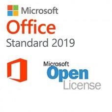 Microsoft Office Std 2019 SNGL OLP NL - OLP
