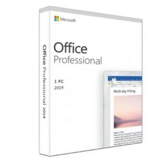 Microsoft Office Pro 2019  32/64-bit English MidEast - Win 269-17074