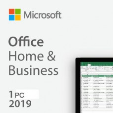 Microsoft Office Home and Business 2019 32/64-bit English MidEast - Win/MAC  T5D-03185