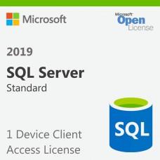 Microsoft SQL Std CAL 2019 SNGL OLP NL Device CAL - OLP
