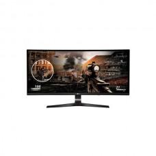 "LG Monitor 34"" Curved Gaming, IPS LED - 34UC79G-B"