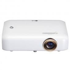 LG Projector MiniBeam 550 Lumens with Battery - PH550G