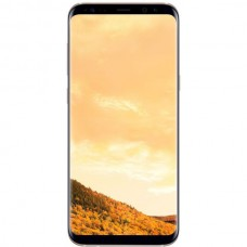 "Samsung Galaxy S8 Plus 6.2"" 64GB 4G LTE - Gold"