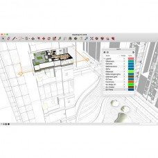 SketchUp Pro 2018 with 1 year Maintenance ELD Software in kuwait